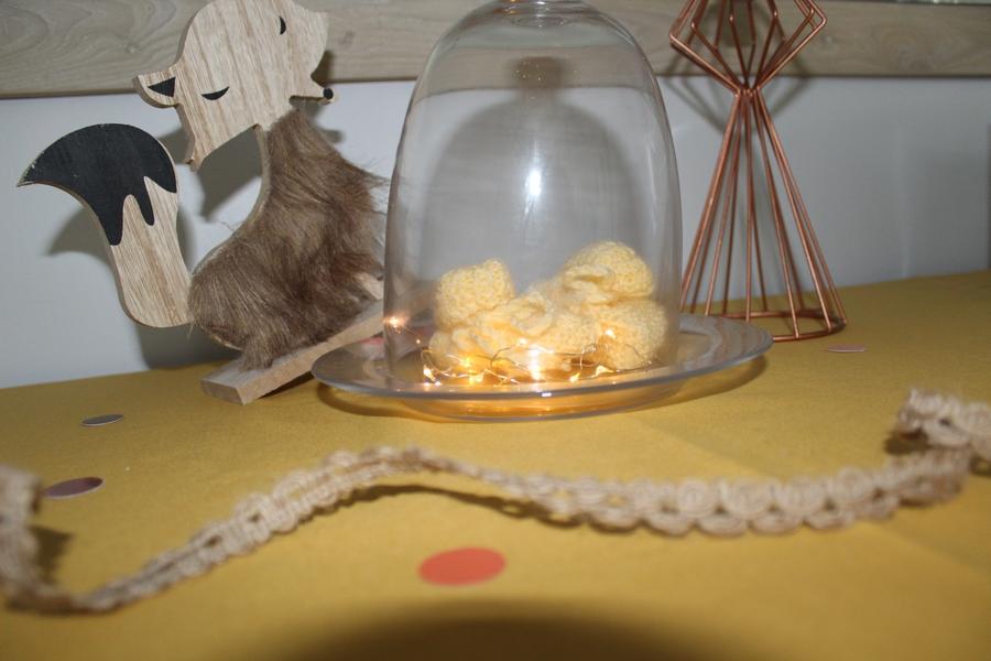 baby boy baby girl baby shower decoratm decoration fox renard