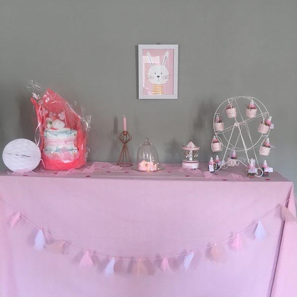 Babyshower Cécile