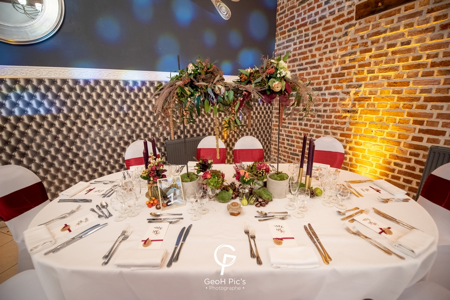 decoration table honneur mariage decoration decoratm