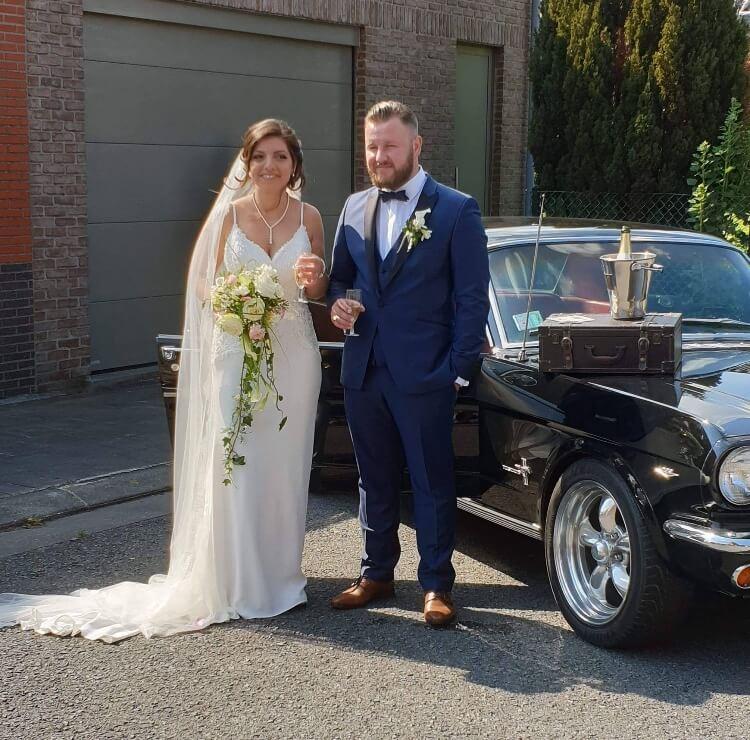 Mariage Champêtre – Aurora & Carlo