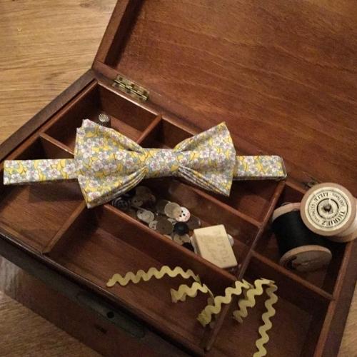 noeud papillon liberty personnalisé décoratm wedding event designer décoration marié costume mariage